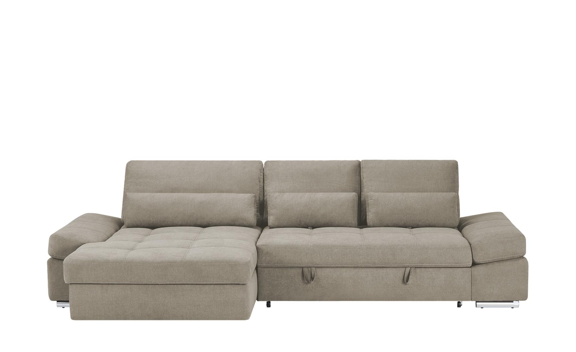 Ecksofa hudson breite h he 95 cm beige online kaufen bei for Ecksofa breite 200 cm