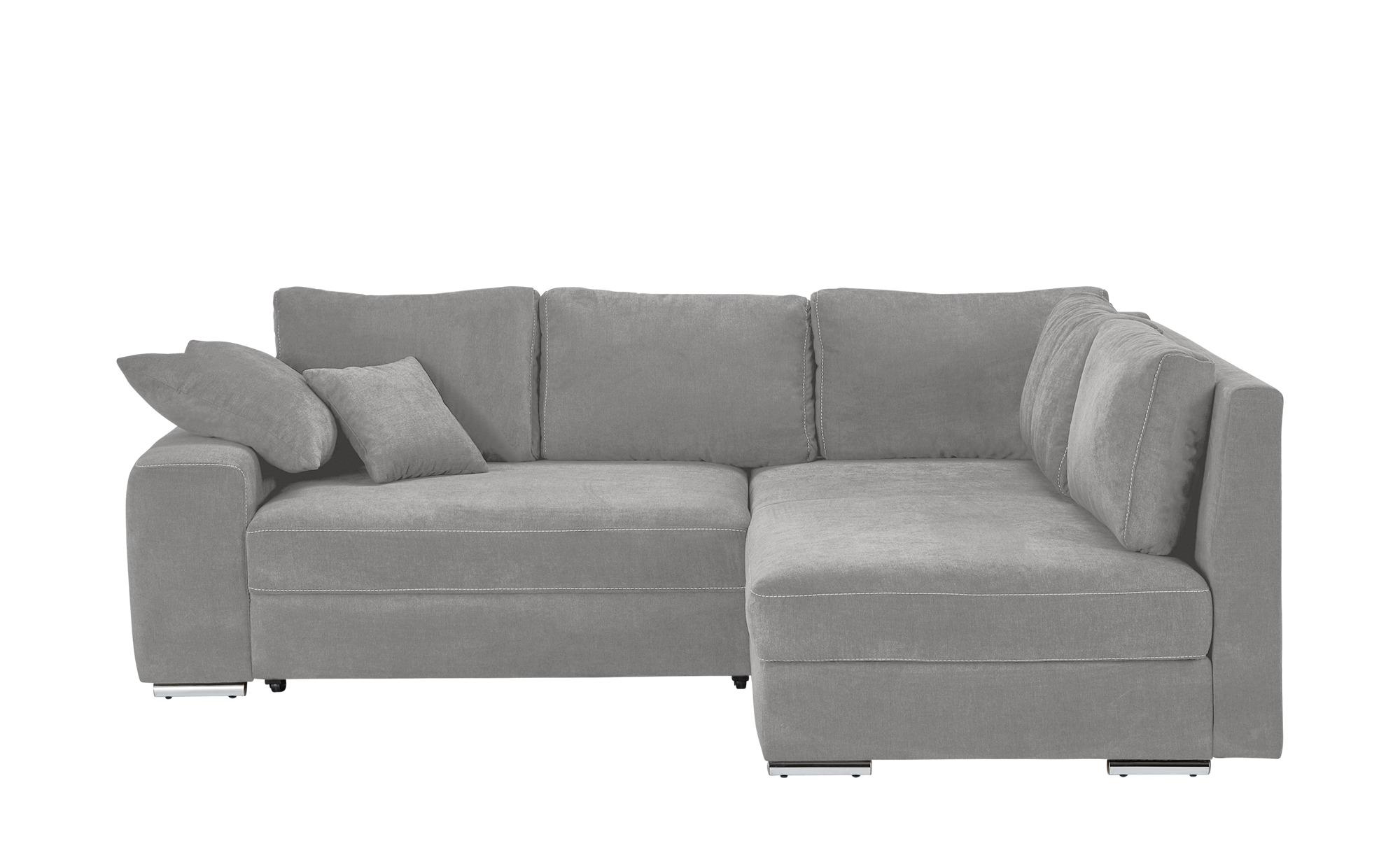 ecksofa kaila deluxe breite h he 90 cm grau online kaufen bei woonio. Black Bedroom Furniture Sets. Home Design Ideas