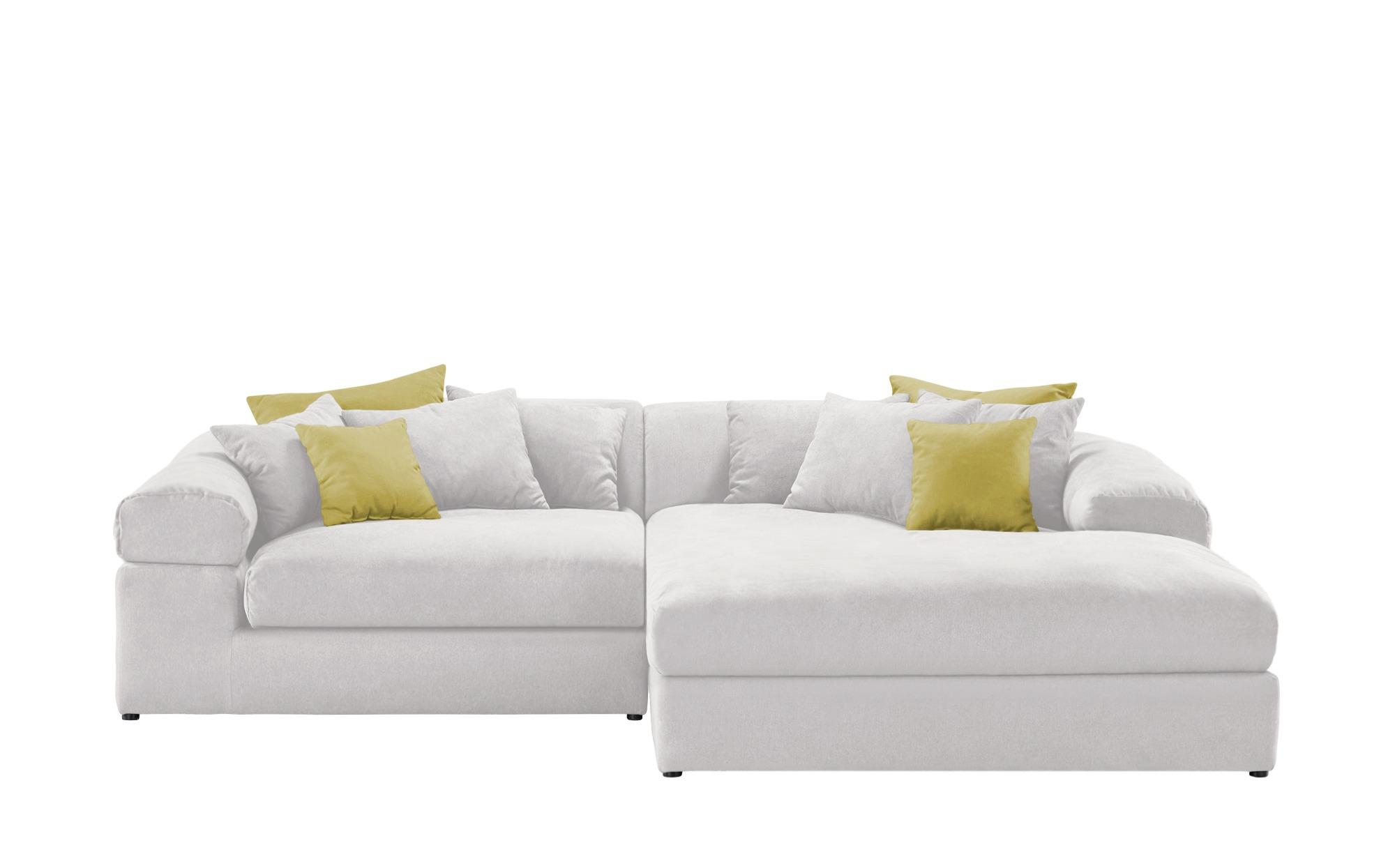 Ecksofa leanea breite h he 81 cm wei online kaufen bei for Ecksofa breite 200 cm