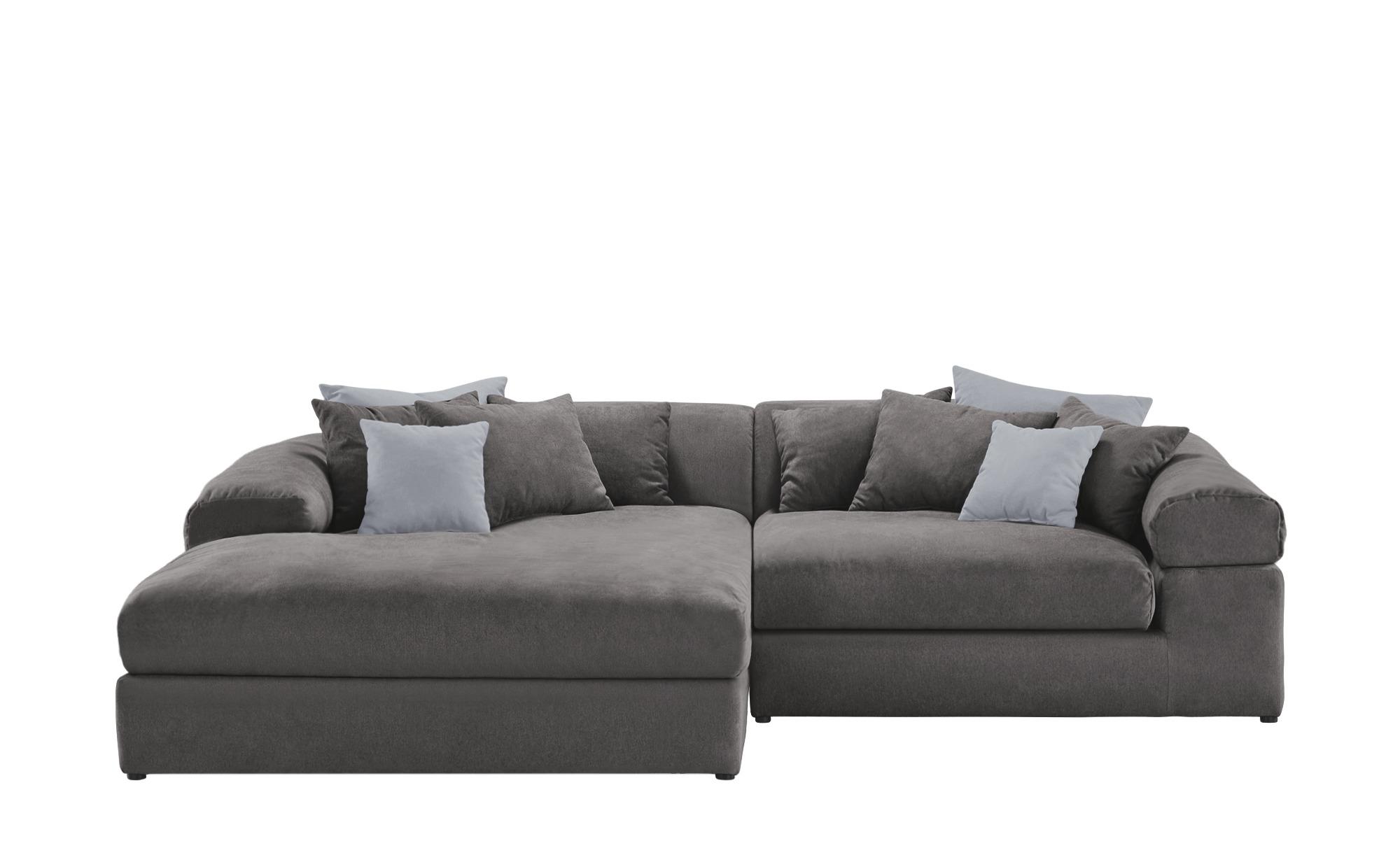 ecksofa leanea breite h he 81 cm grau online kaufen bei. Black Bedroom Furniture Sets. Home Design Ideas