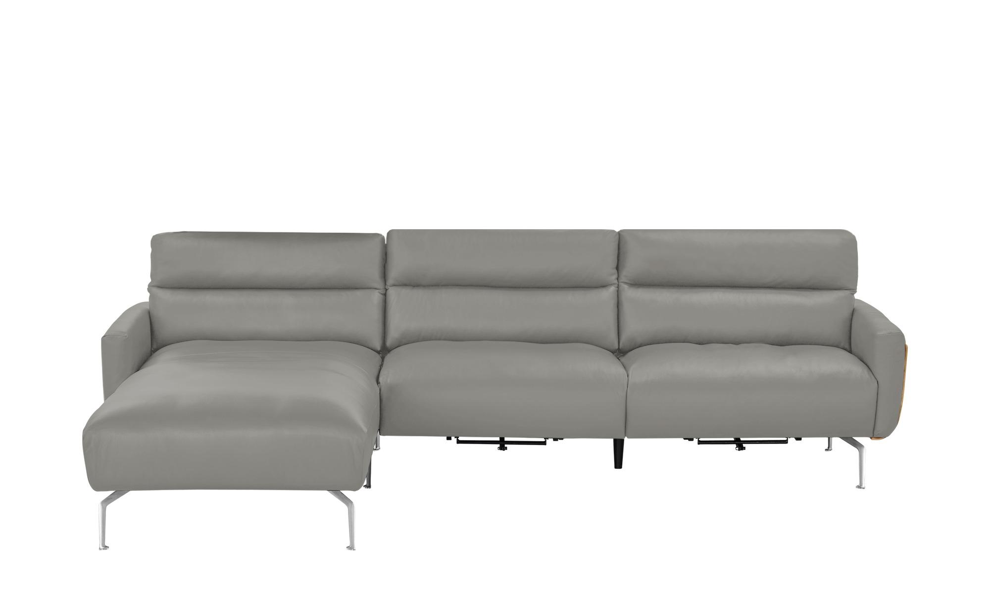 Ecksofa mads breite h he 90 cm grau online kaufen bei woonio for Ecksofa breite 200 cm
