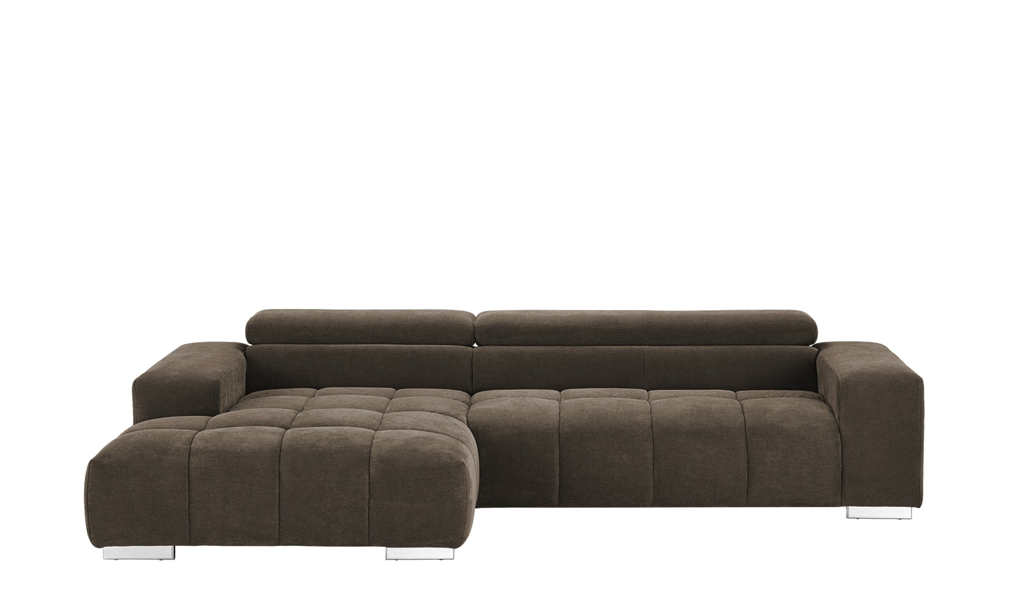 ecksofa origo breite h he 70 cm braun online kaufen bei woonio. Black Bedroom Furniture Sets. Home Design Ideas