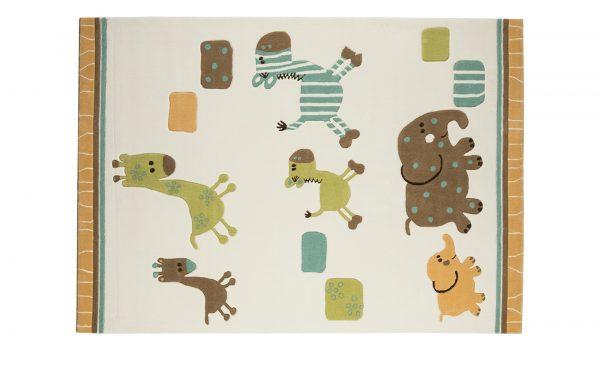 Esprit Handtuft-Teppich  Lucky Zoo Esprit Handtuft-Teppich  Lucky Zoo-Handtuft-Teppich-Esprit-beige-100 % Acryl Breite: 90 cm Höhe: beige