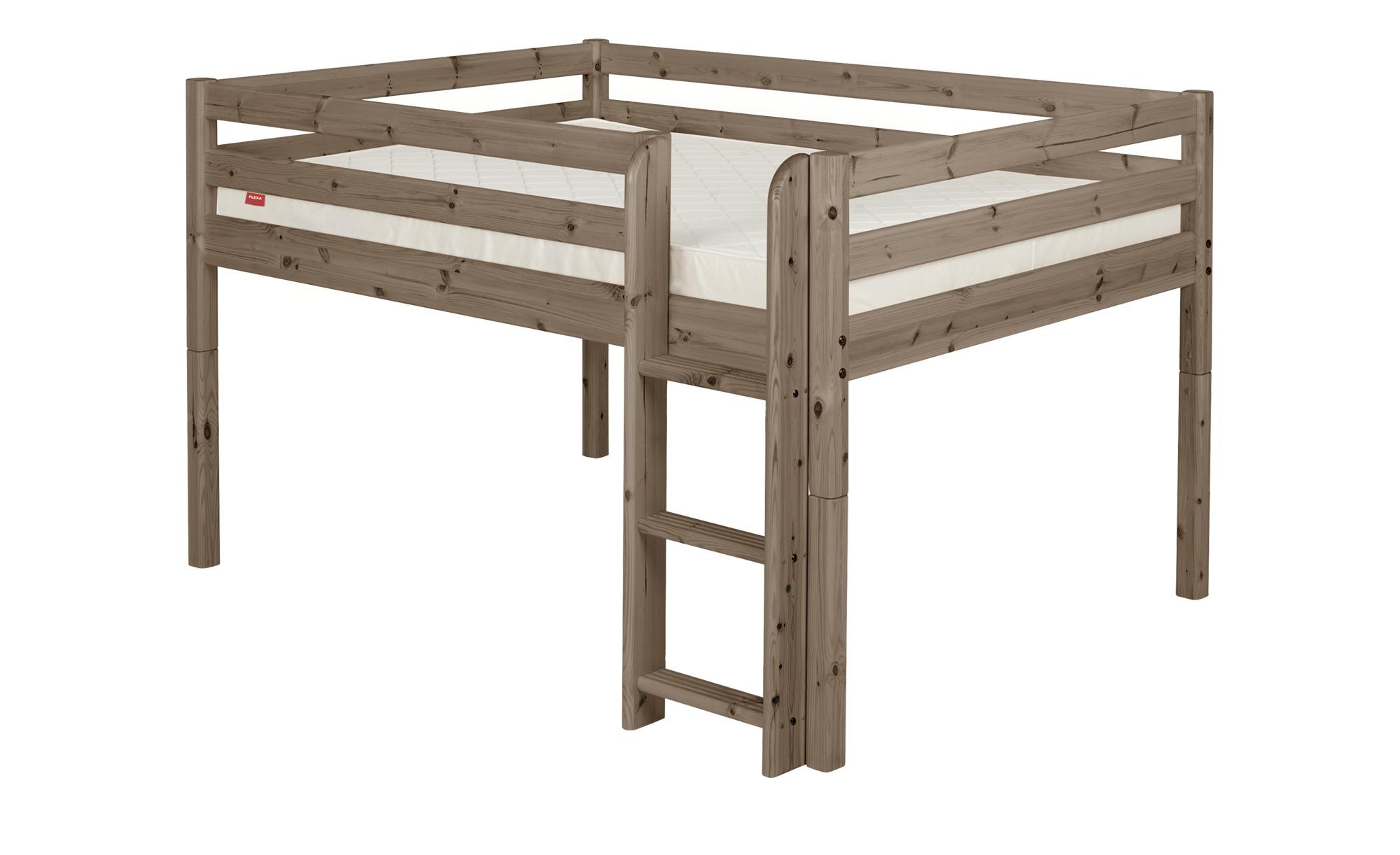 flexa halbhohes bett flexa classic breite 160 cm h he. Black Bedroom Furniture Sets. Home Design Ideas