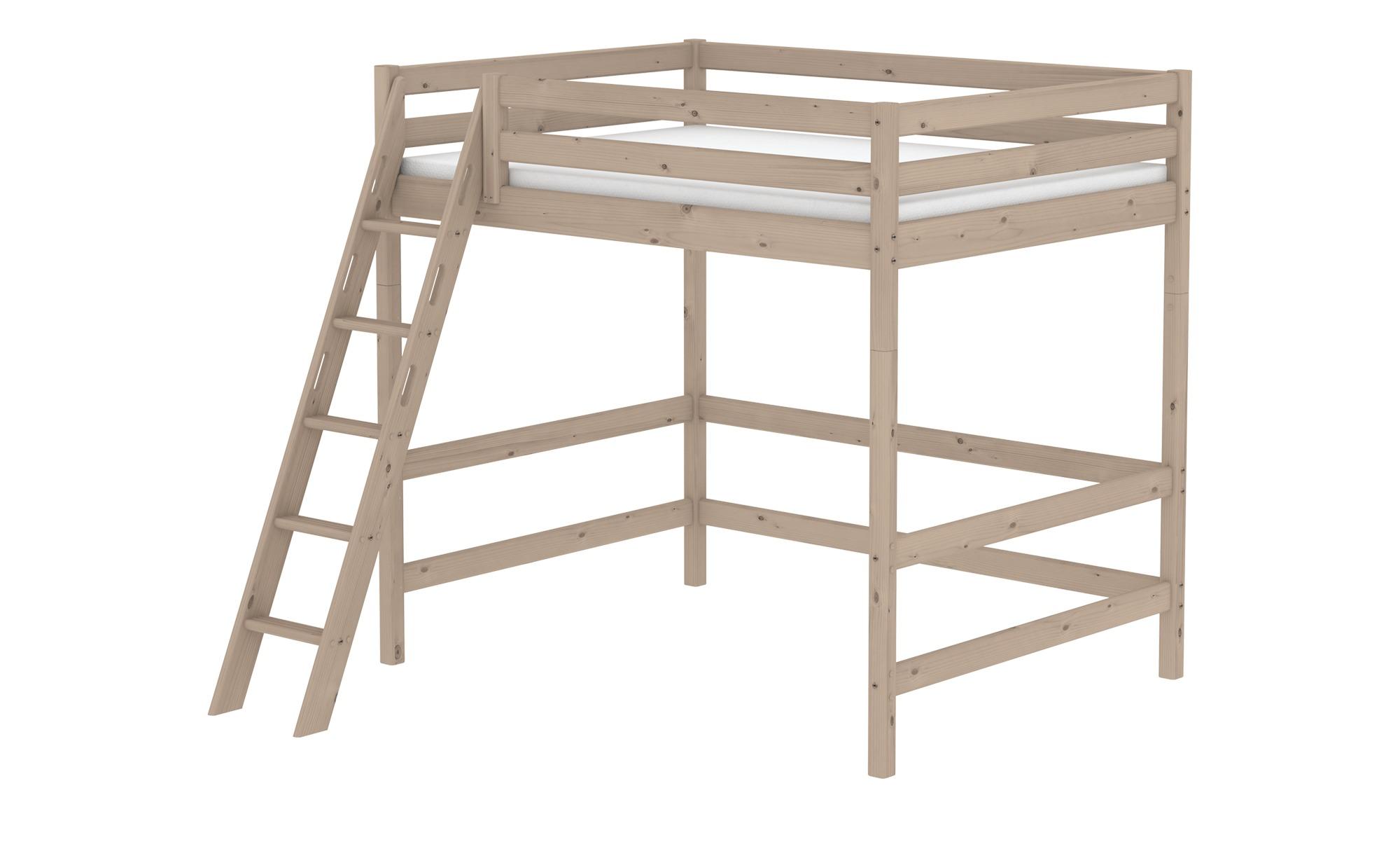flexa hochbett flexa classic breite 229 cm h he 185 cm holzfarben online kaufen bei woonio. Black Bedroom Furniture Sets. Home Design Ideas