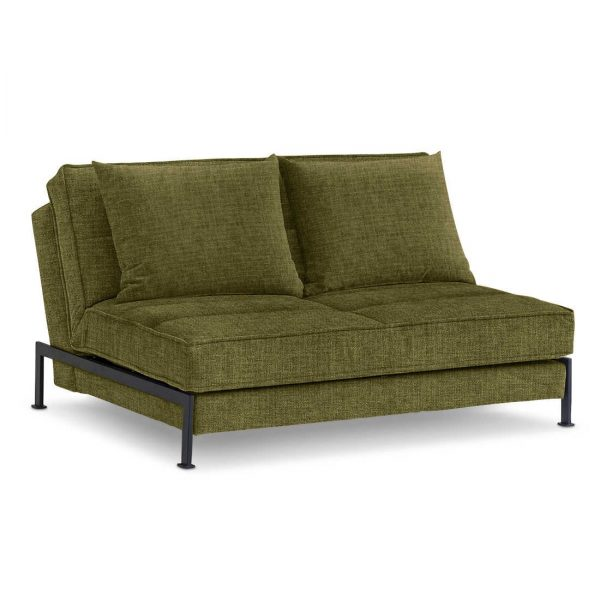 franz fertig schlafsofa benito gr n stoff online kaufen. Black Bedroom Furniture Sets. Home Design Ideas