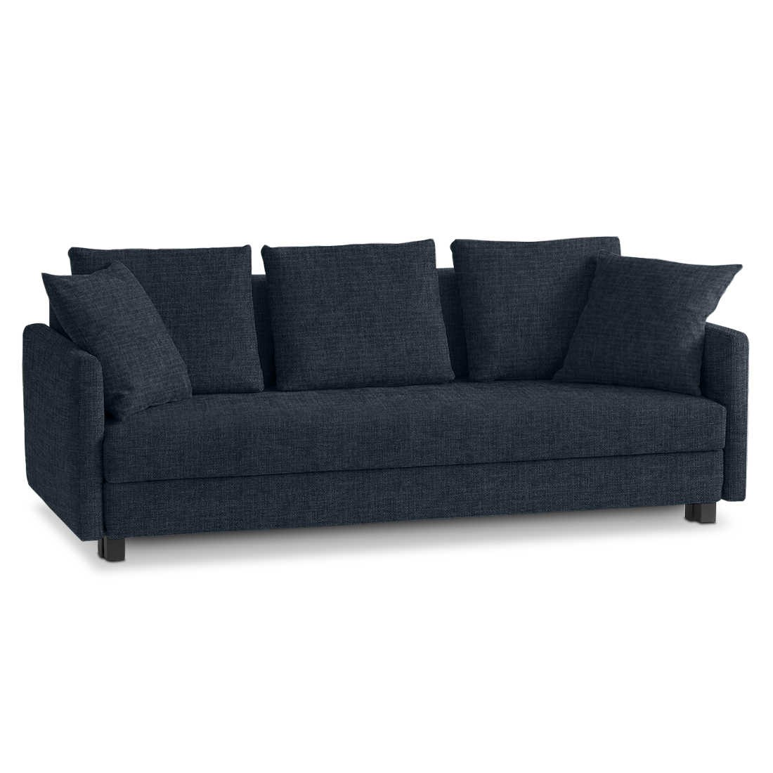 franz fertig schlafsofa jester blau stoff online kaufen. Black Bedroom Furniture Sets. Home Design Ideas