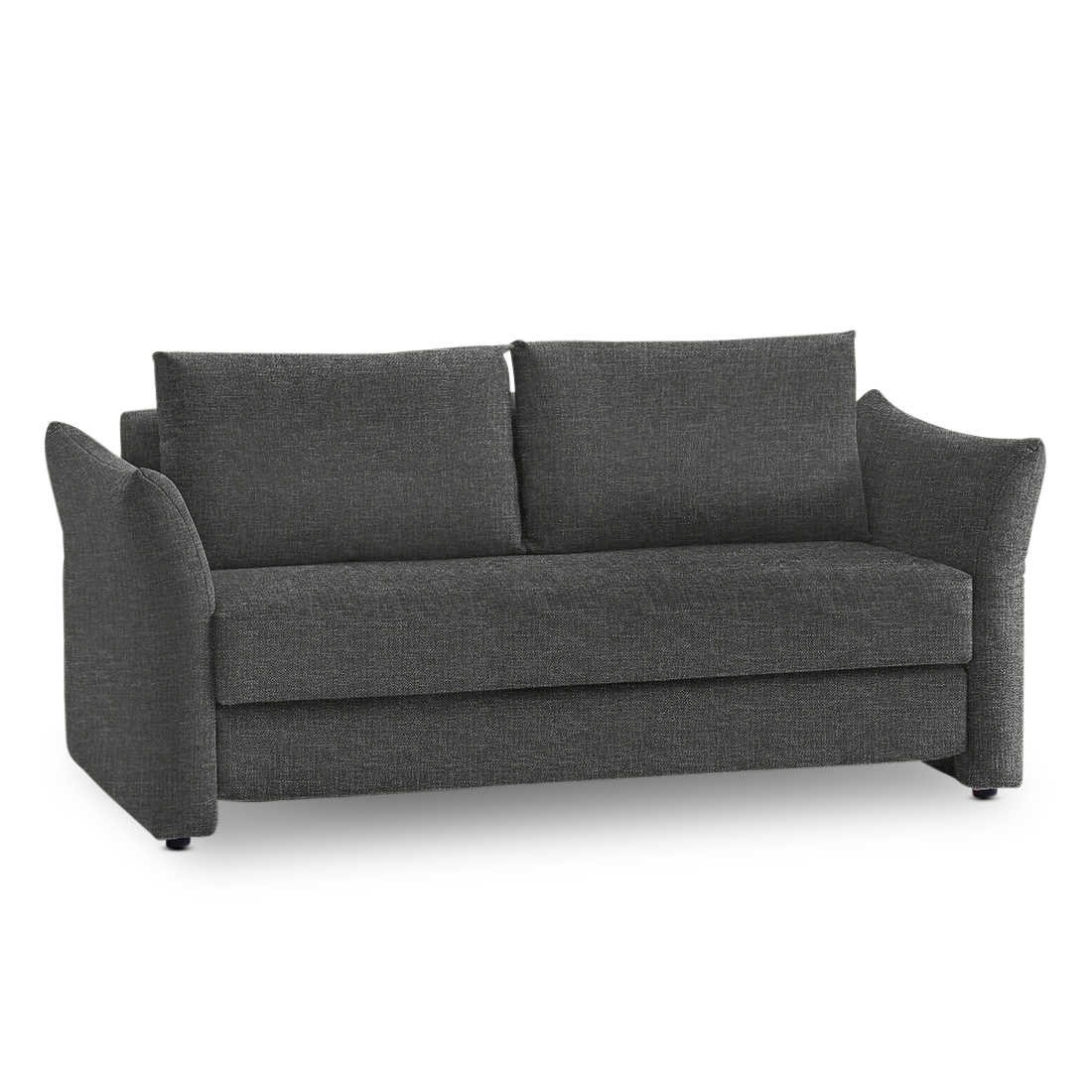 franz fertig schlafsofa loris grau stoff online kaufen bei. Black Bedroom Furniture Sets. Home Design Ideas