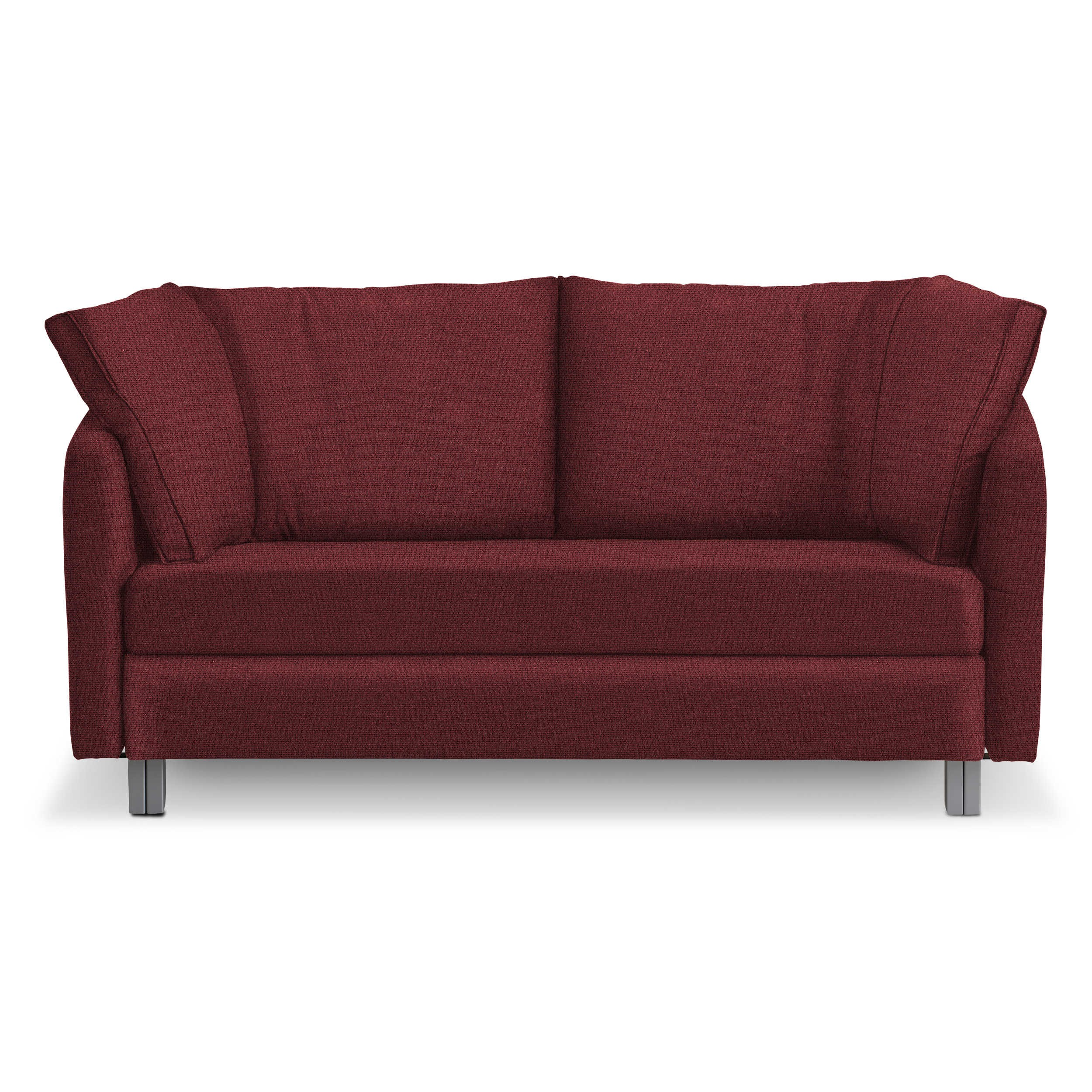 franz fertig schlafsofa mara rot stoff online kaufen bei. Black Bedroom Furniture Sets. Home Design Ideas