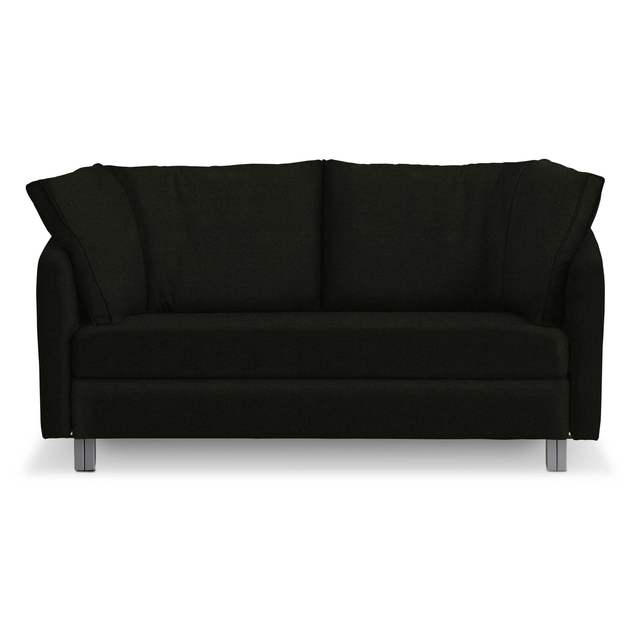 franz fertig schlafsofa mara schwarz stoff online kaufen bei woonio. Black Bedroom Furniture Sets. Home Design Ideas