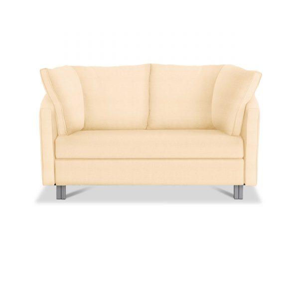 franz fertig schlafsofa mara creme stoff 152 cm online. Black Bedroom Furniture Sets. Home Design Ideas