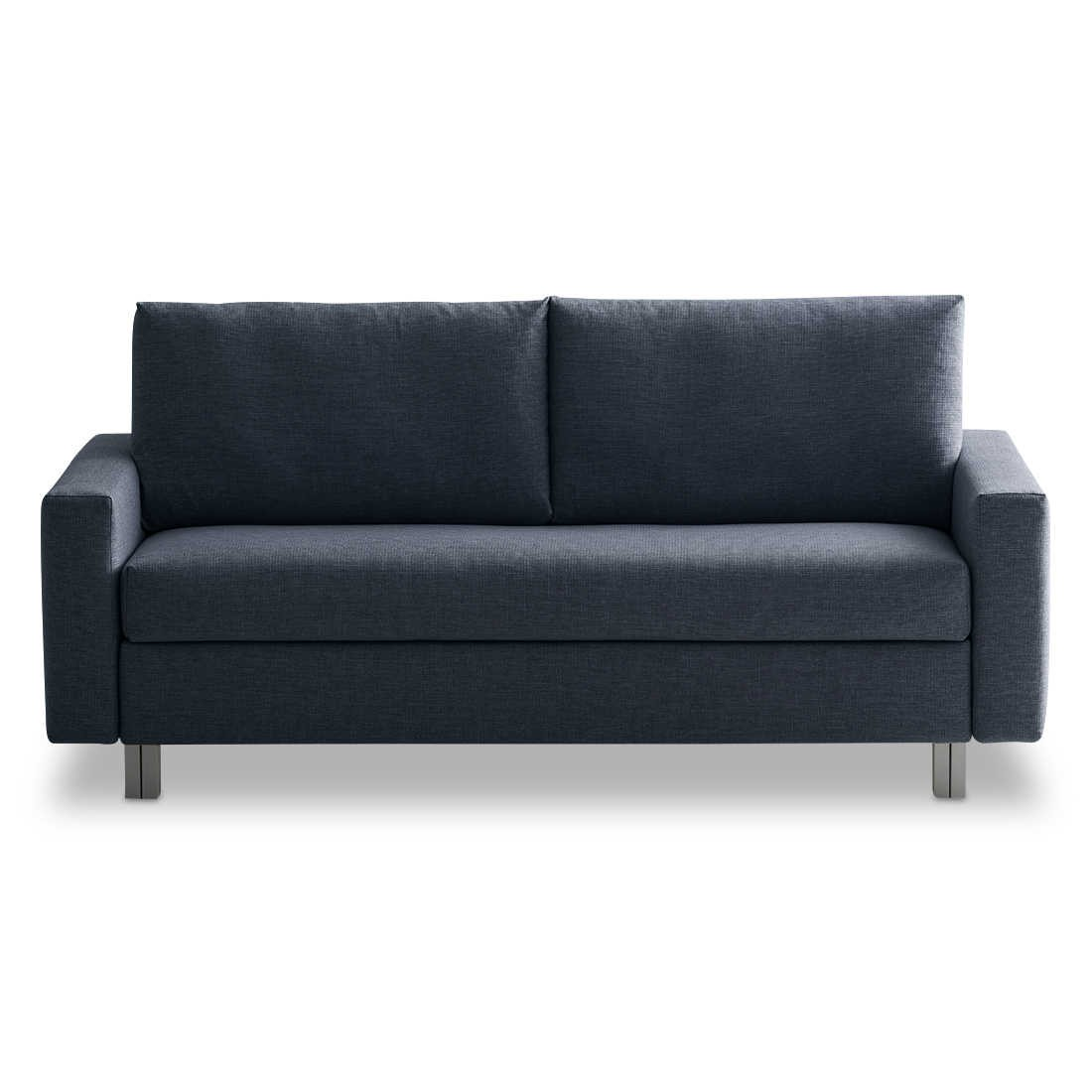 franz fertig schlafsofa maxita blau stoff online kaufen. Black Bedroom Furniture Sets. Home Design Ideas