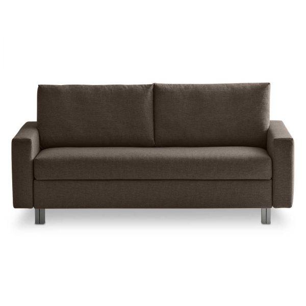 franz fertig schlafsofa maxita braun stoff online kaufen. Black Bedroom Furniture Sets. Home Design Ideas