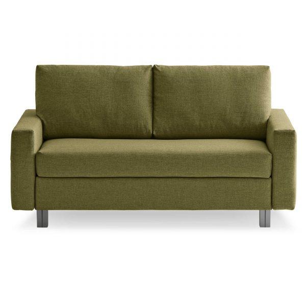 franz fertig schlafsofa maxita gr n stoff 156 cm online. Black Bedroom Furniture Sets. Home Design Ideas