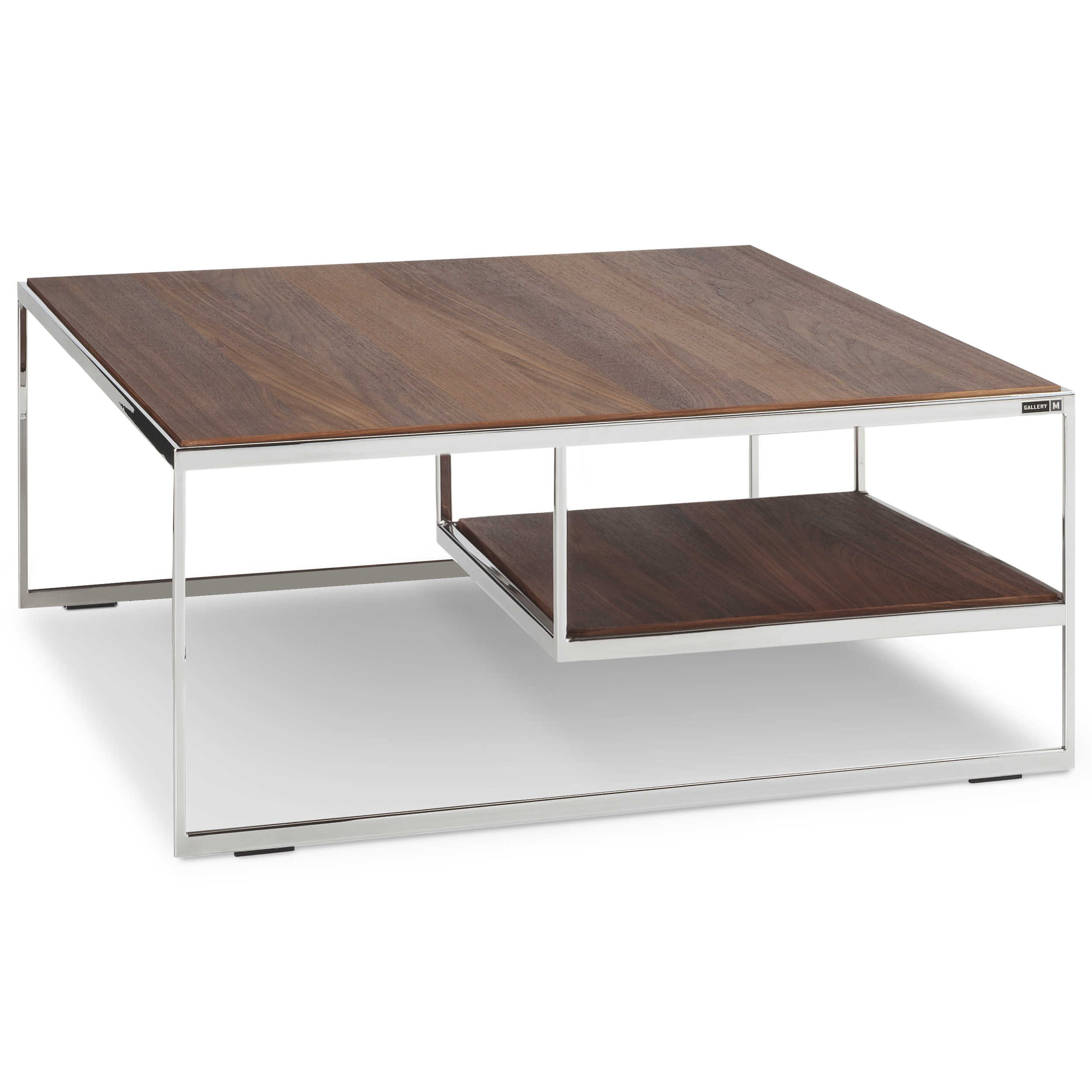 Gallery M Couchtisch Toscana T1503 Nuss Holz Online Kaufen Bei WOONIO