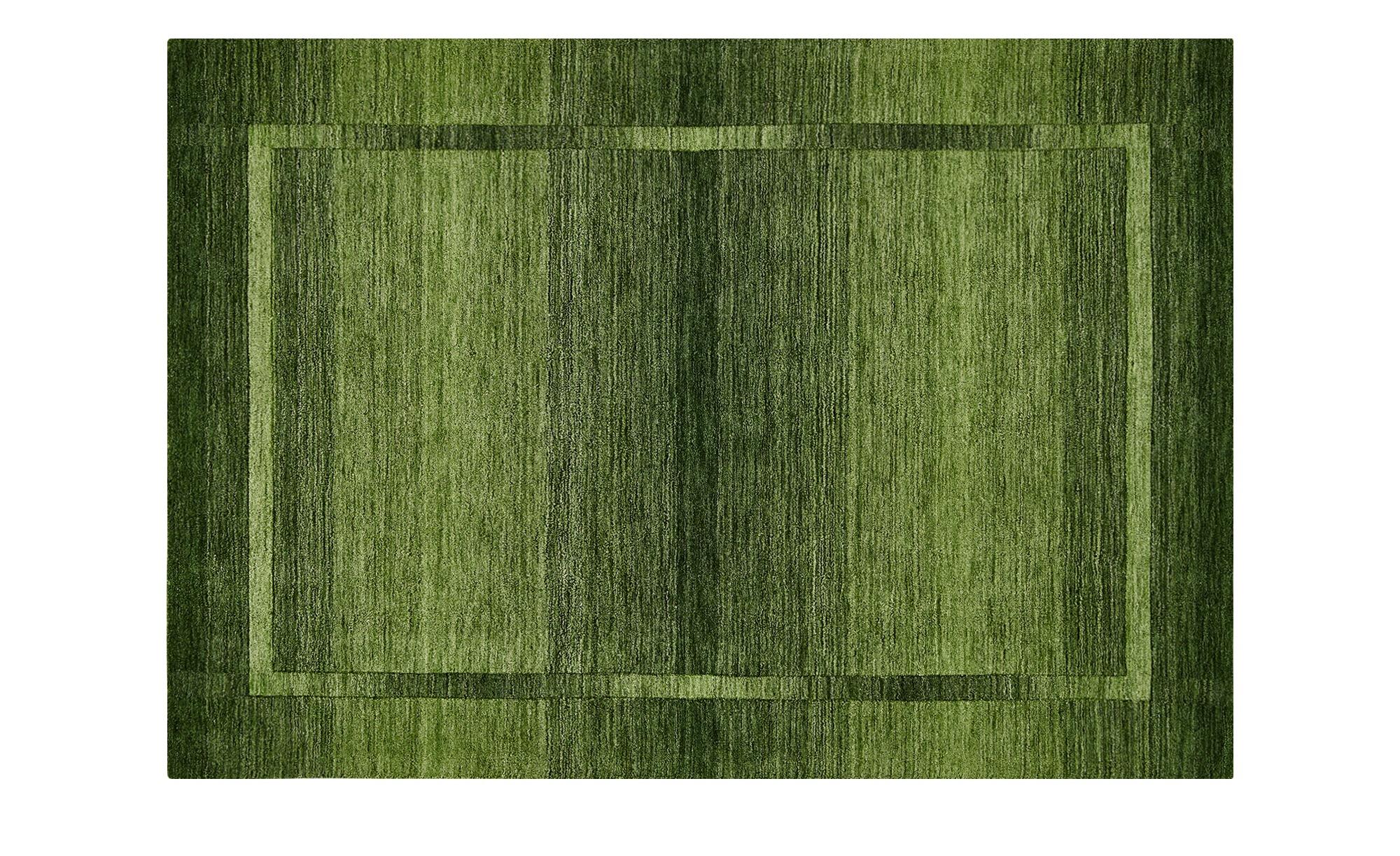 handtuft teppich gabari breite 130 cm h he gr n online. Black Bedroom Furniture Sets. Home Design Ideas