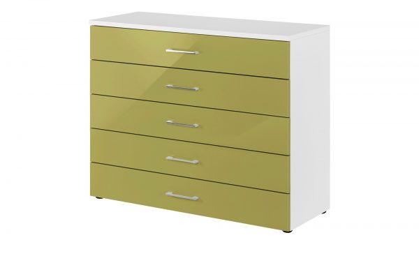 Kommode  Colors Kommode  Colors-Kommode-grün Breite: 100 cm Höhe: 84 cm grün