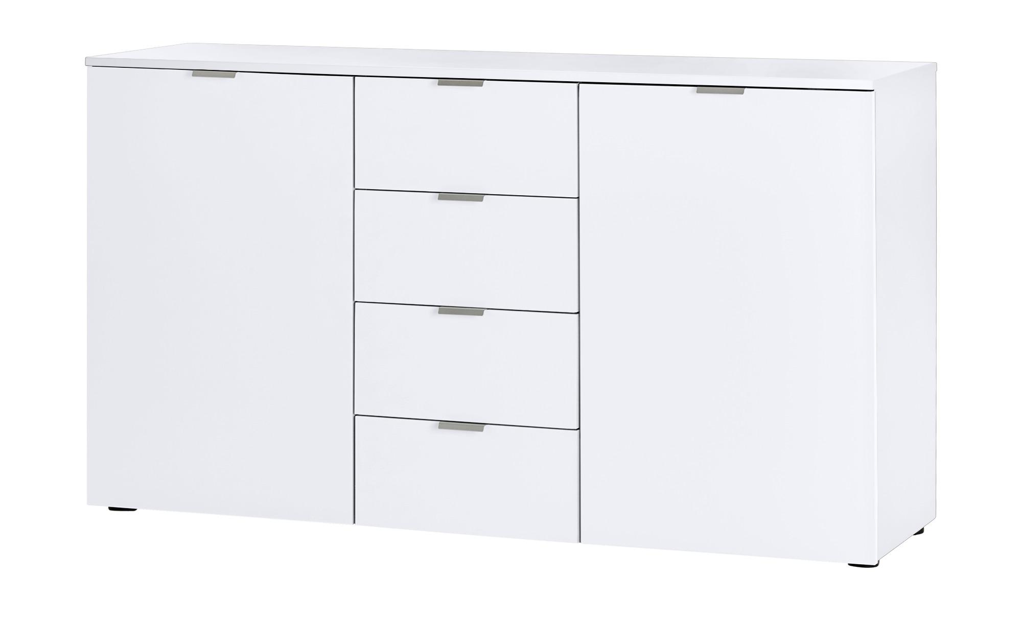 Kommode Dreamer Breite 140 Cm Höhe 80 Cm Weiß Online Kaufen Bei Woonio