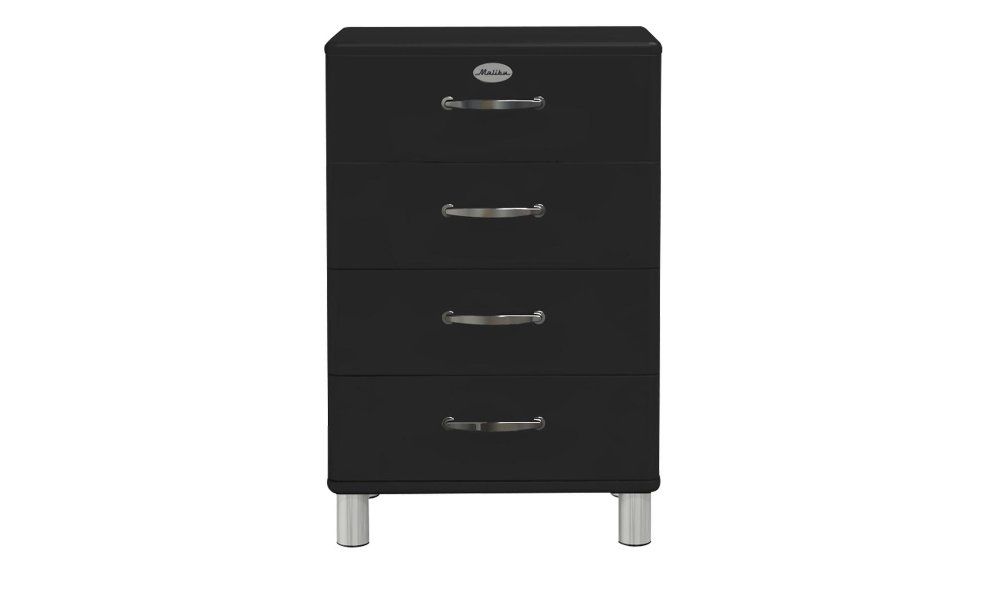 kommode malibu breite 60 cm h he 92 cm schwarz online kaufen bei woonio. Black Bedroom Furniture Sets. Home Design Ideas