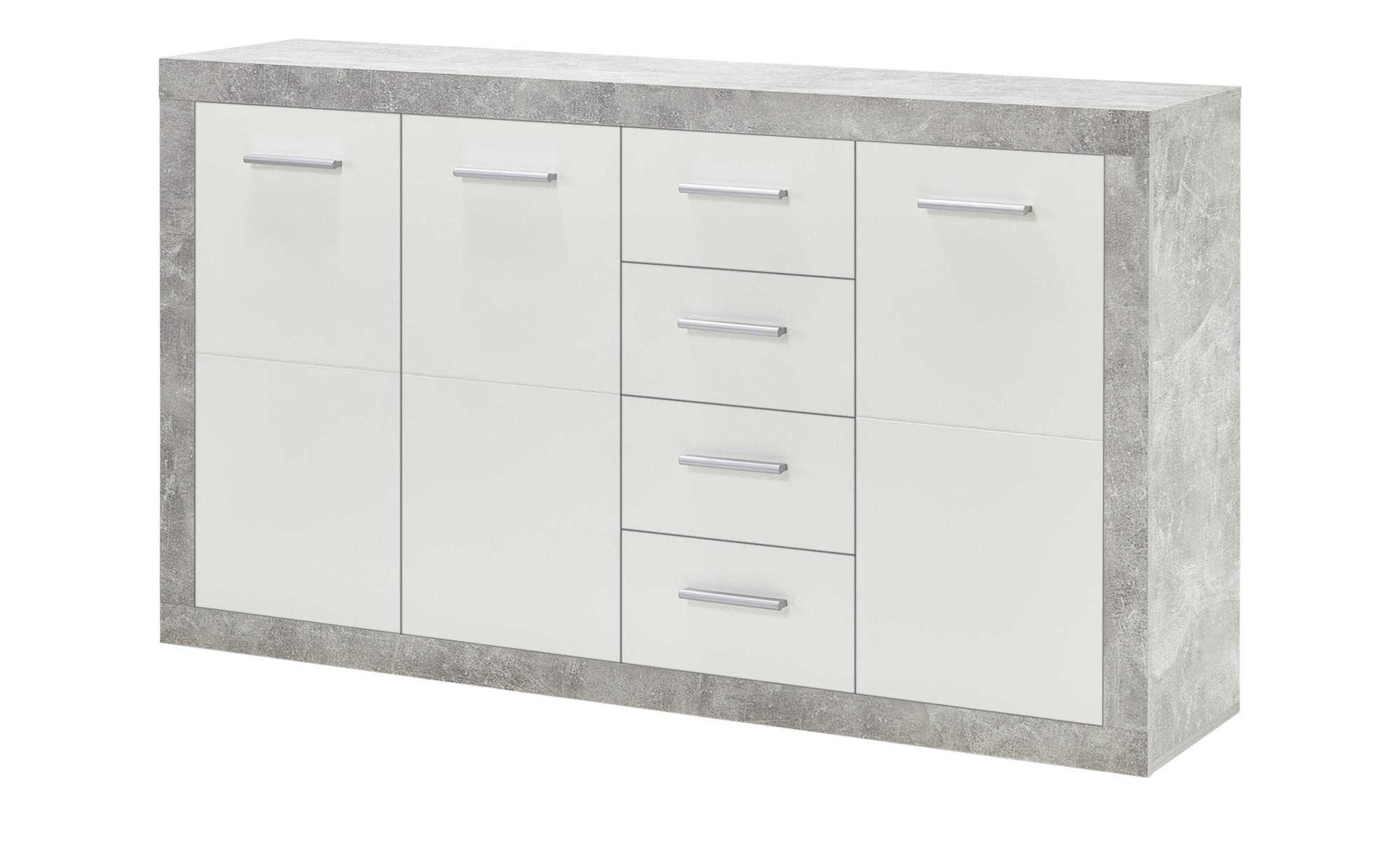 kommode puro breite 152 cm h he 88 cm wei online kaufen bei woonio. Black Bedroom Furniture Sets. Home Design Ideas