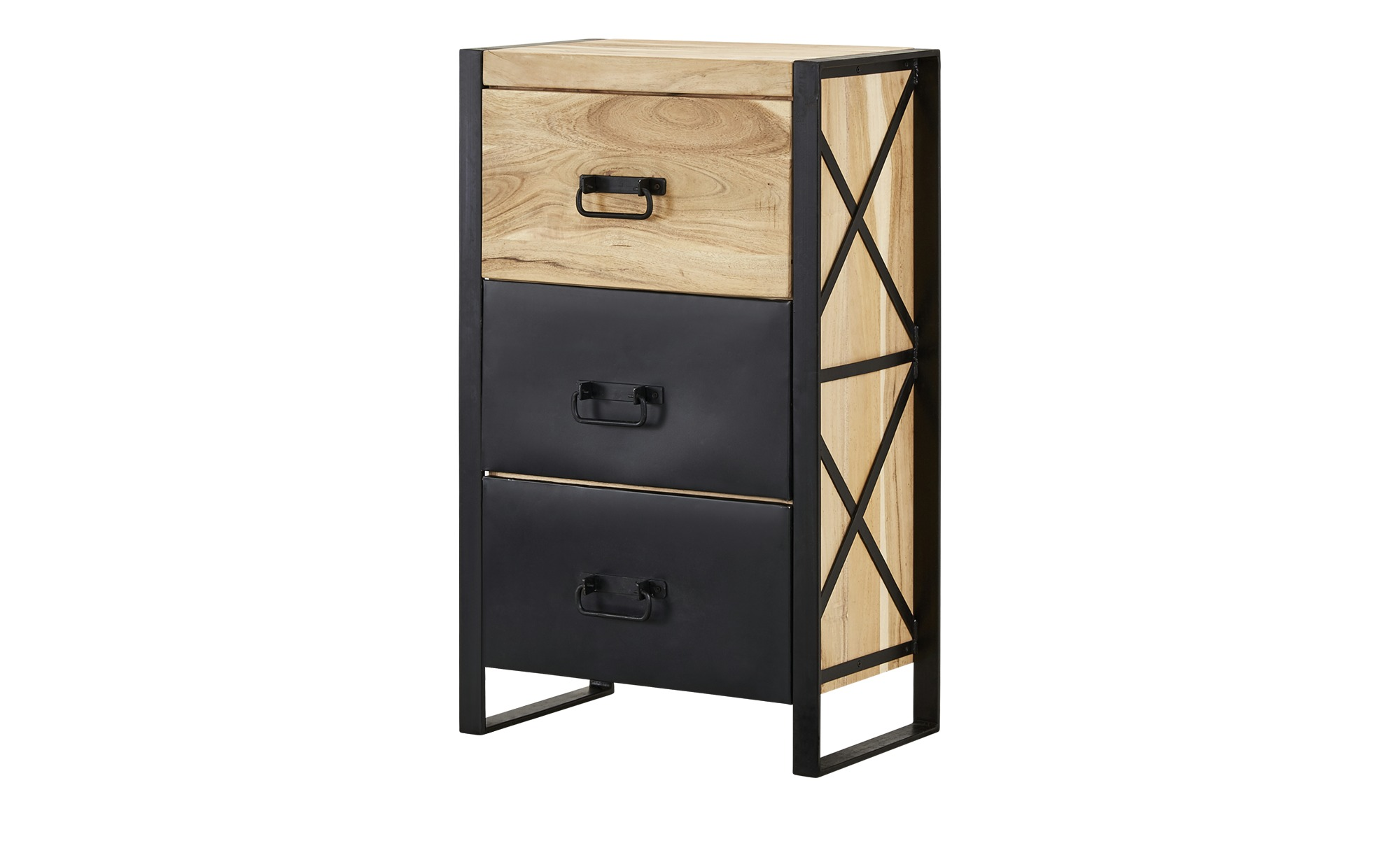 kommode queens breite 60 cm h he 98 cm online kaufen bei woonio. Black Bedroom Furniture Sets. Home Design Ideas