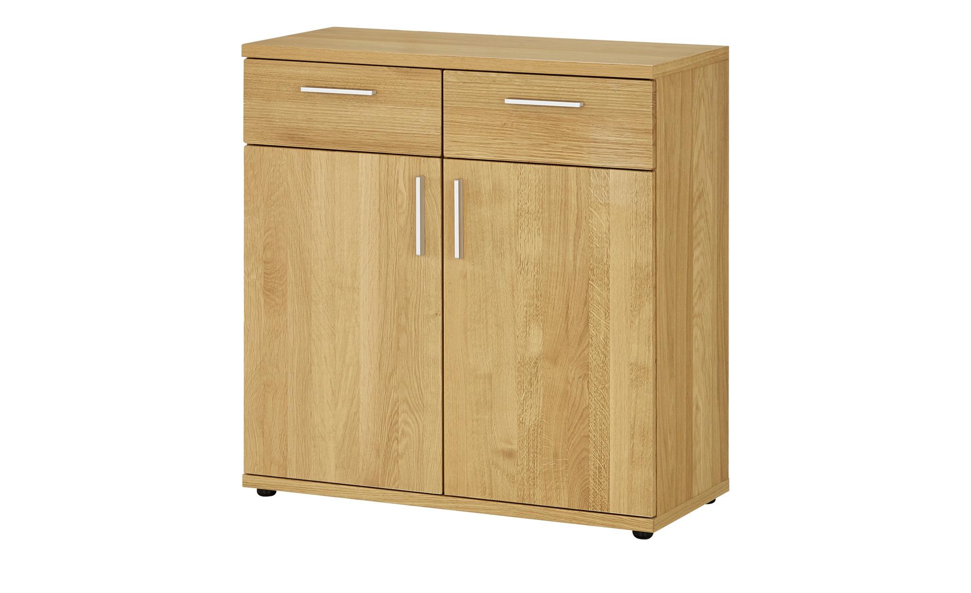 kommode vogelsang ii breite 84 cm h he 87 cm holzfarben online kaufen bei woonio. Black Bedroom Furniture Sets. Home Design Ideas