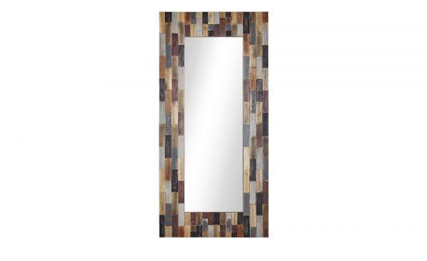 Love it Wandspiegel  Molino Love it Wandspiegel  Molino-Wandspiegel-Love it-mehrfarbig Breite: 86 cm Höhe: 178 cm mehrfarbig