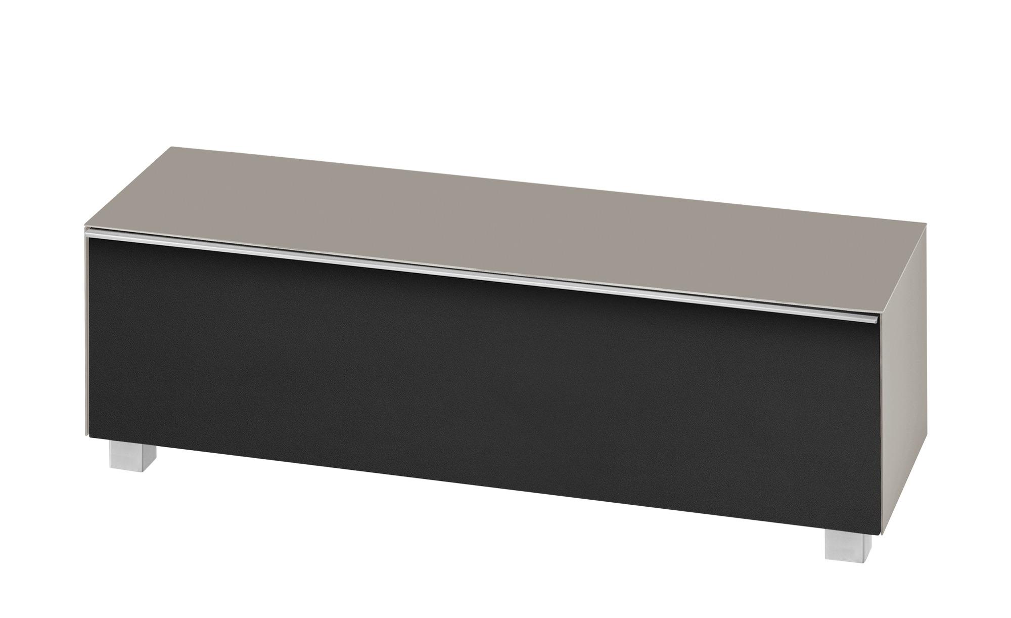 lowboard soundbase s breite 140 cm h he 43 cm braun. Black Bedroom Furniture Sets. Home Design Ideas