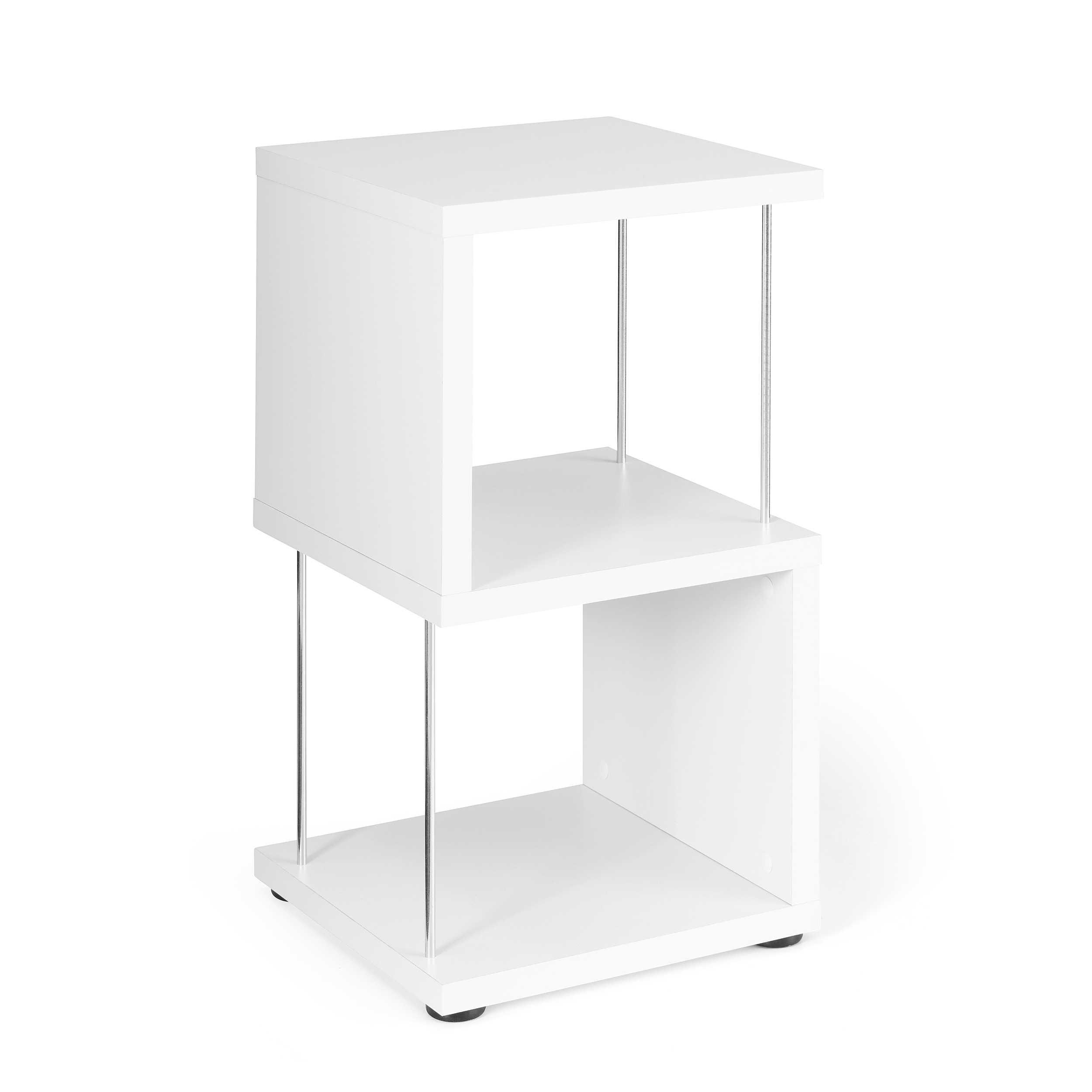 m usbacher regal favara wei kunststoff online kaufen bei woonio. Black Bedroom Furniture Sets. Home Design Ideas