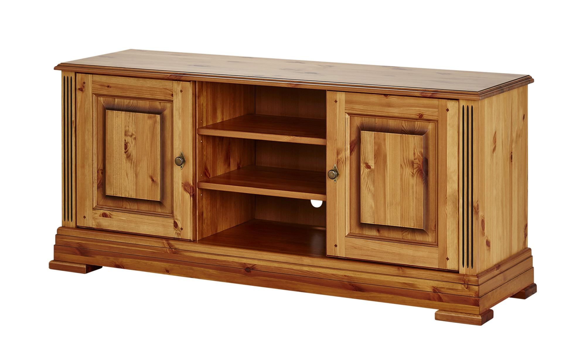 massivholz-lowboard stockholm breite: 155 cm höhe: 70 cm holzfarben
