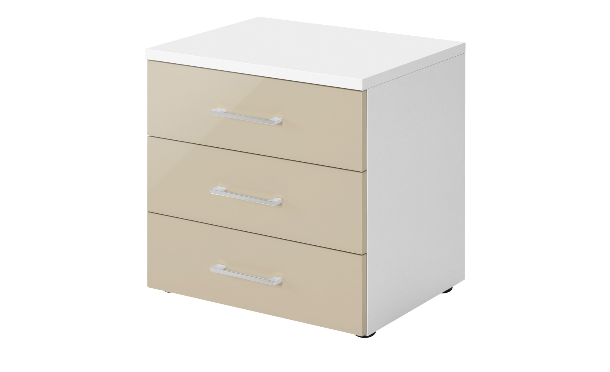 nachtkommode colors breite 50 cm h he 52 cm beige online kaufen bei woonio. Black Bedroom Furniture Sets. Home Design Ideas