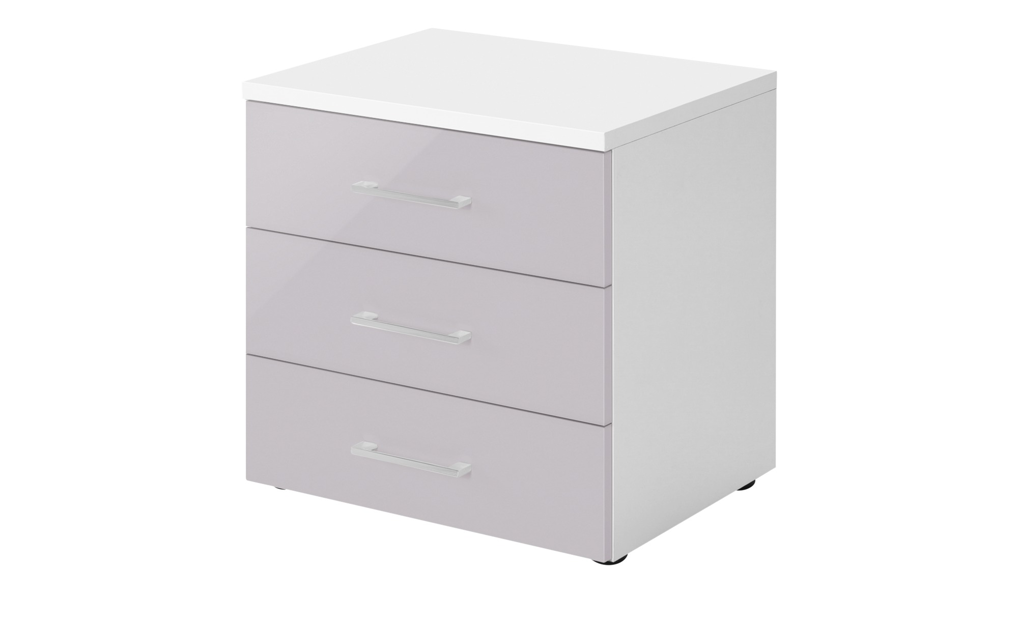 nachtkommode colors breite 50 cm h he 52 cm grau online kaufen bei woonio. Black Bedroom Furniture Sets. Home Design Ideas