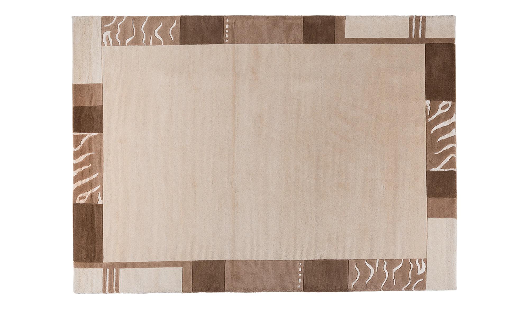 nepal teppich kanpur breite 70 cm h he beige online kaufen bei woonio. Black Bedroom Furniture Sets. Home Design Ideas