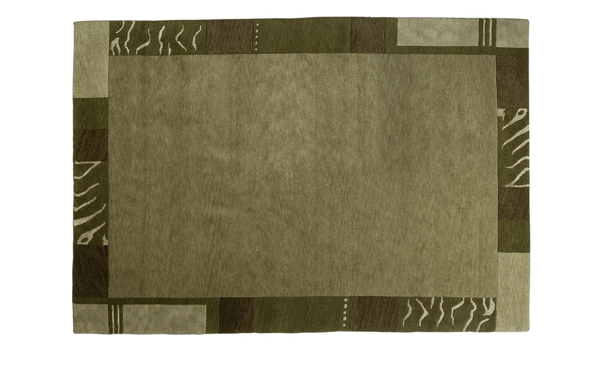 nepal teppich kanpur breite 70 cm h he gr n online kaufen bei woonio. Black Bedroom Furniture Sets. Home Design Ideas