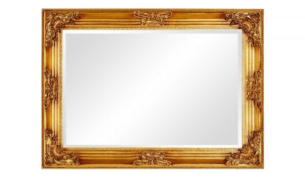 Rahmenspiegel  Vello Rahmenspiegel  Vello-Rahmenspiegel-gold Breite: 77 cm Höhe: 107 cm gold