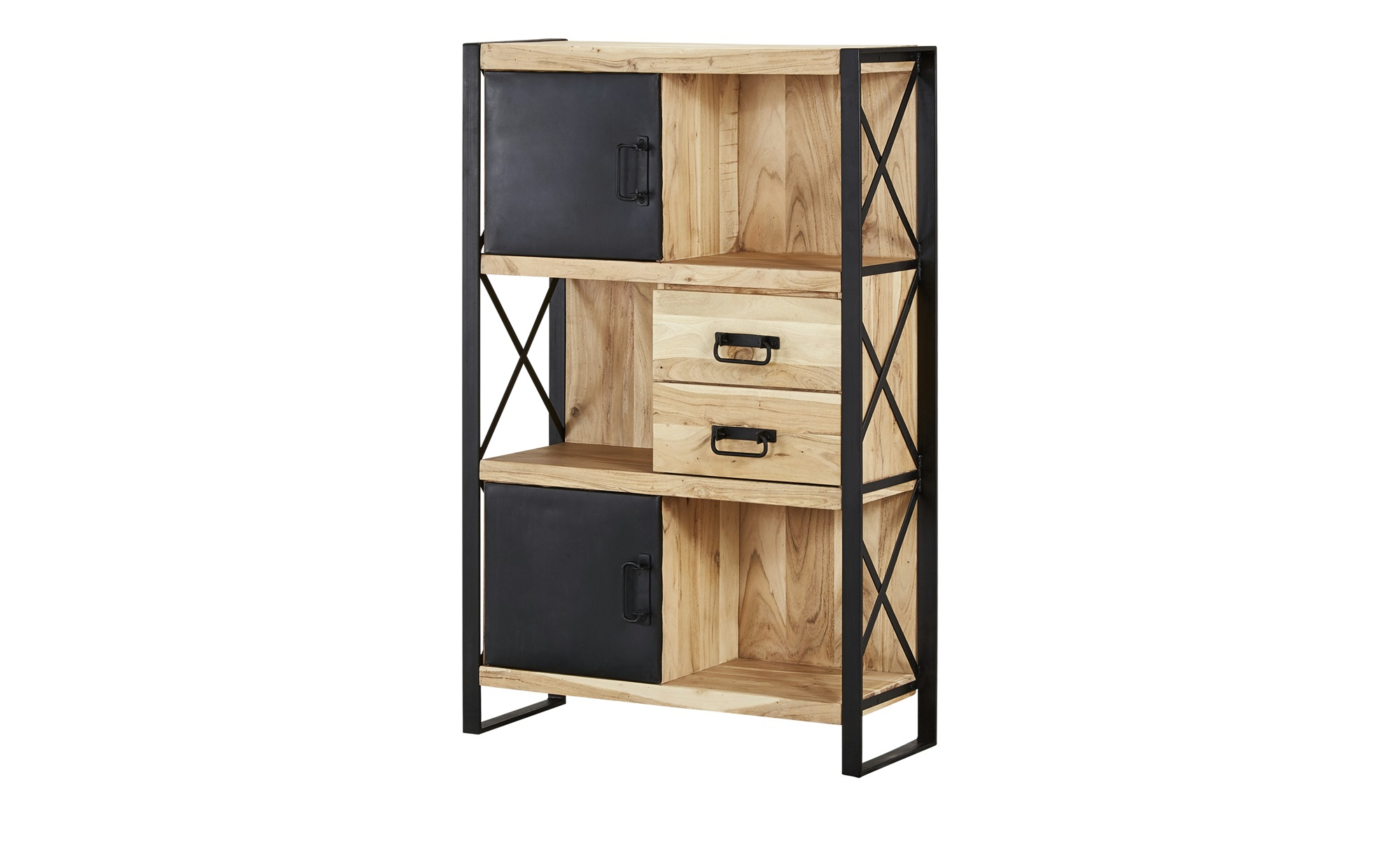 regal queens breite 90 cm h he 140 cm holzfarben online kaufen bei woonio. Black Bedroom Furniture Sets. Home Design Ideas