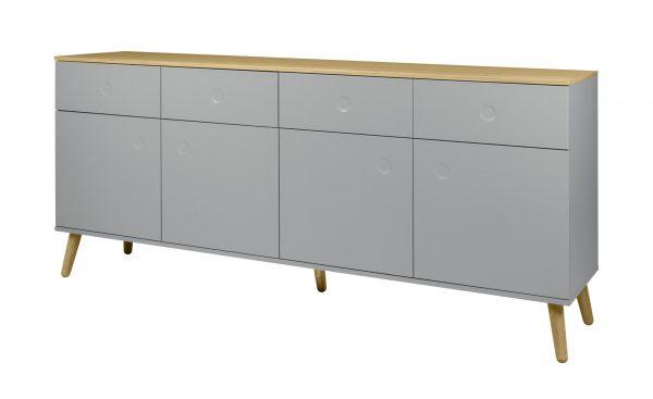 Roomers Sideboard  Scan Roomers Sideboard  Scan-Sideboard-Roomers Breite: 192 cm Höhe: 86 cm