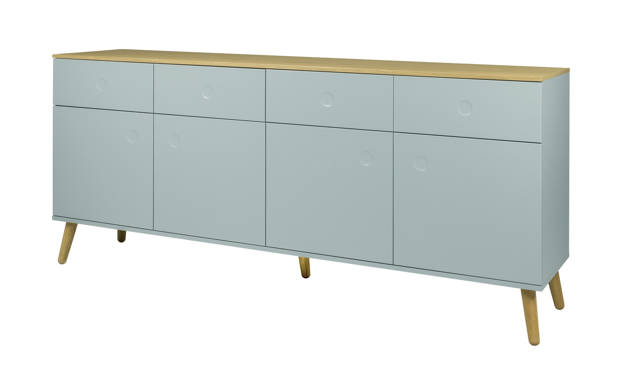 roomers sideboard scan breite 192 cm h he 86 cm online kaufen bei woonio. Black Bedroom Furniture Sets. Home Design Ideas