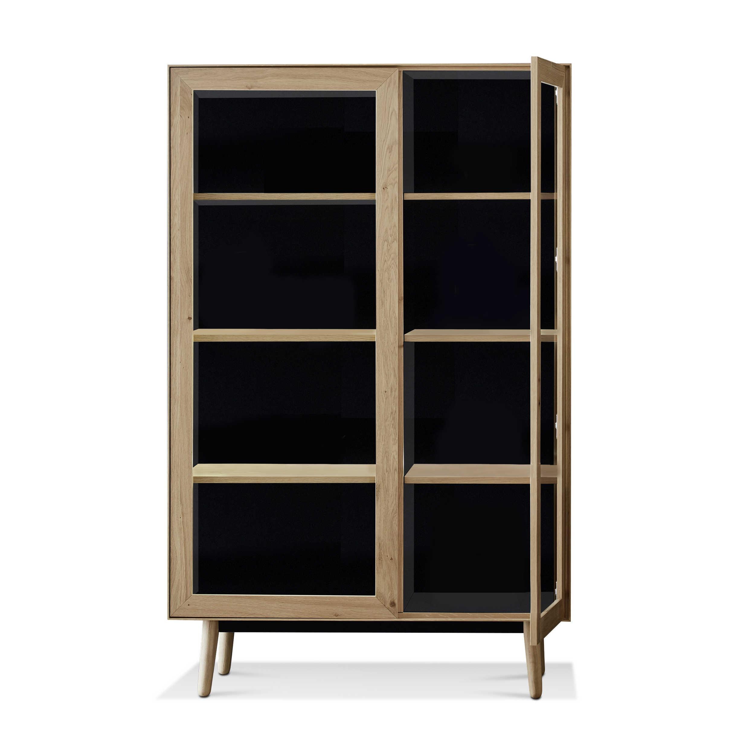 sch ner wohnen highboard patchwork 21342 wei holz online kaufen bei woonio. Black Bedroom Furniture Sets. Home Design Ideas