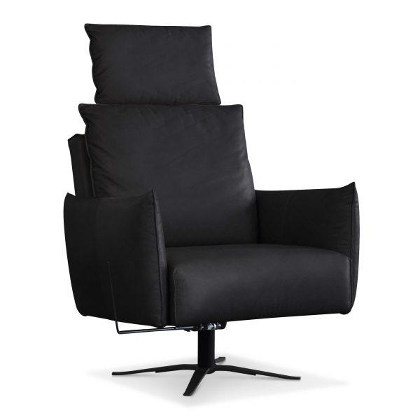 Schöner Wohnen Sessel Lineo Anthrazit Leder online kaufen