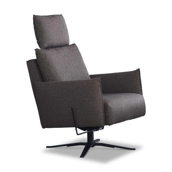 sch ner wohnen sessel lineo grau stoff online kaufen bei woonio. Black Bedroom Furniture Sets. Home Design Ideas