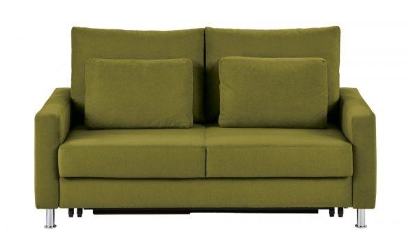 Schlafsofa  Fürth Schlafsofa  Fürth-Schlafsofa-grün Breite: 186 cm Höhe: 90 cm grün