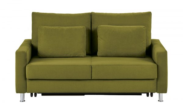 Schlafsofa  Fürth Schlafsofa  Fürth-Schlafsofa-grün Breite: 146 cm Höhe: 90 cm grün