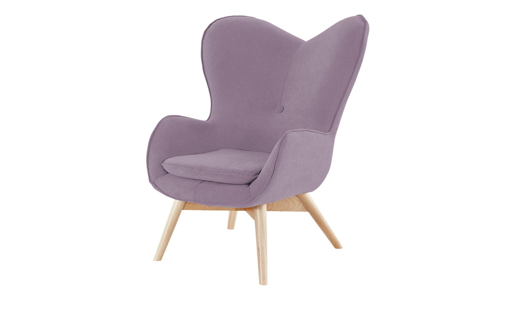 Sessel Maxi Breite 86 cm Höhe 100 cm rosa pink online kaufen bei WOONIO