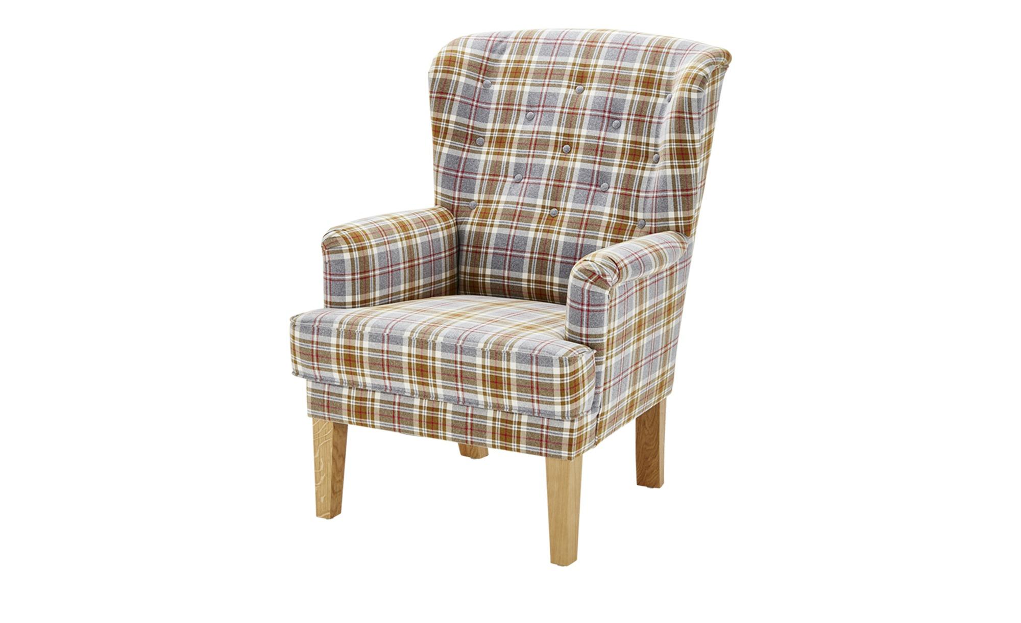 Sessel Reith Breite 74 cm Höhe 105 cm mehrfarbig online kaufen bei WOONIO