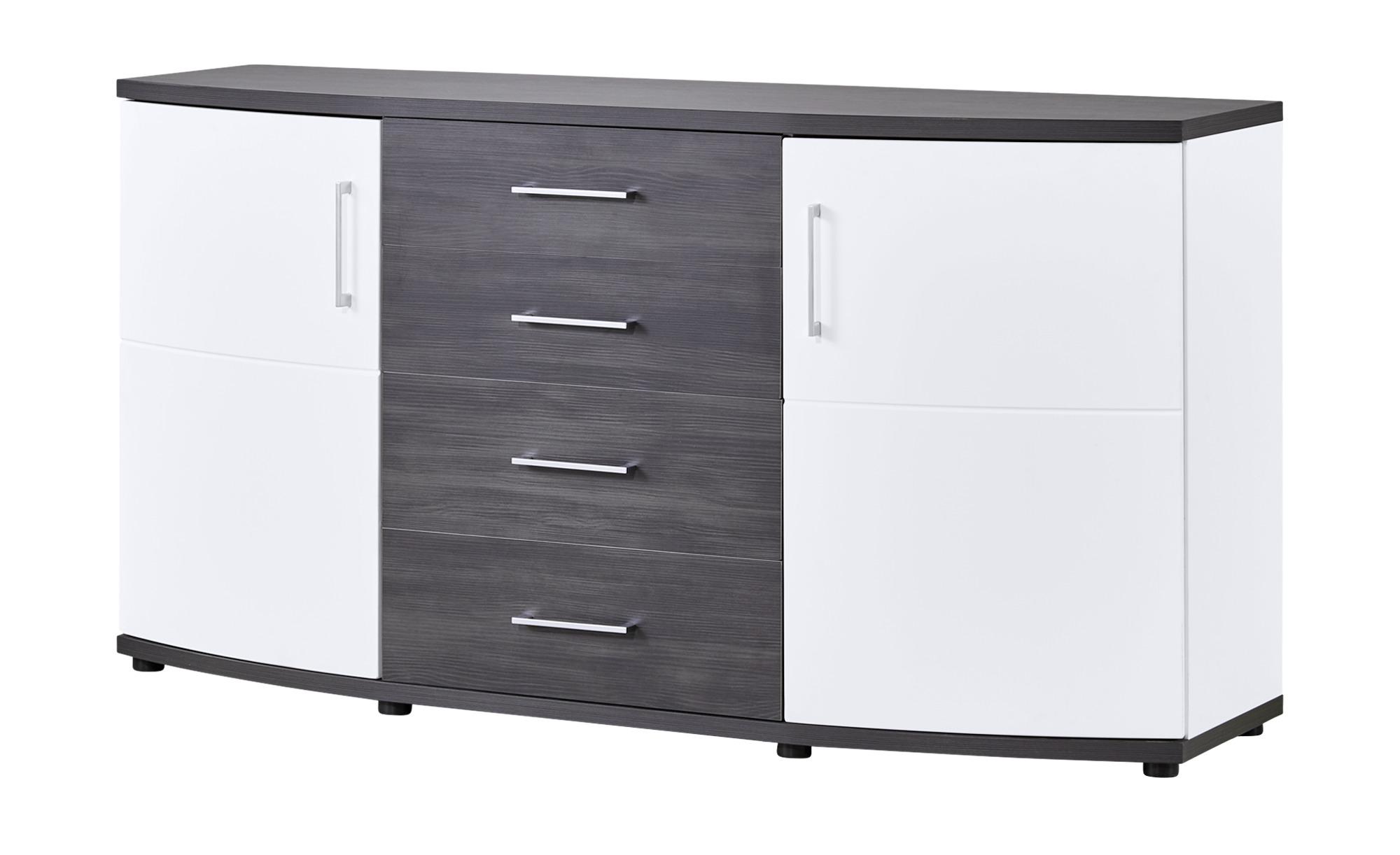 sideboard belano breite 170 cm h he 88 cm wei online kaufen bei woonio. Black Bedroom Furniture Sets. Home Design Ideas