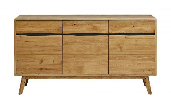 Sideboard  Cinnamon Sideboard  Cinnamon-Sideboard-holzfarben Breite: 160 cm Höhe: 88 cm holzfarben