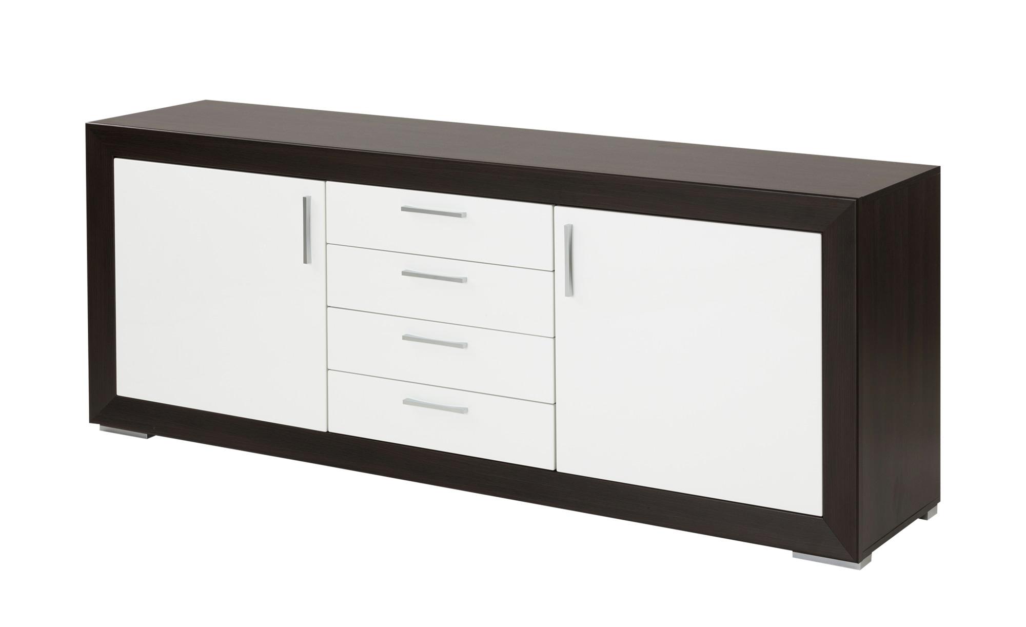 sideboard fiesta breite 200 cm h he 80 cm holzfarben online kaufen bei woonio. Black Bedroom Furniture Sets. Home Design Ideas