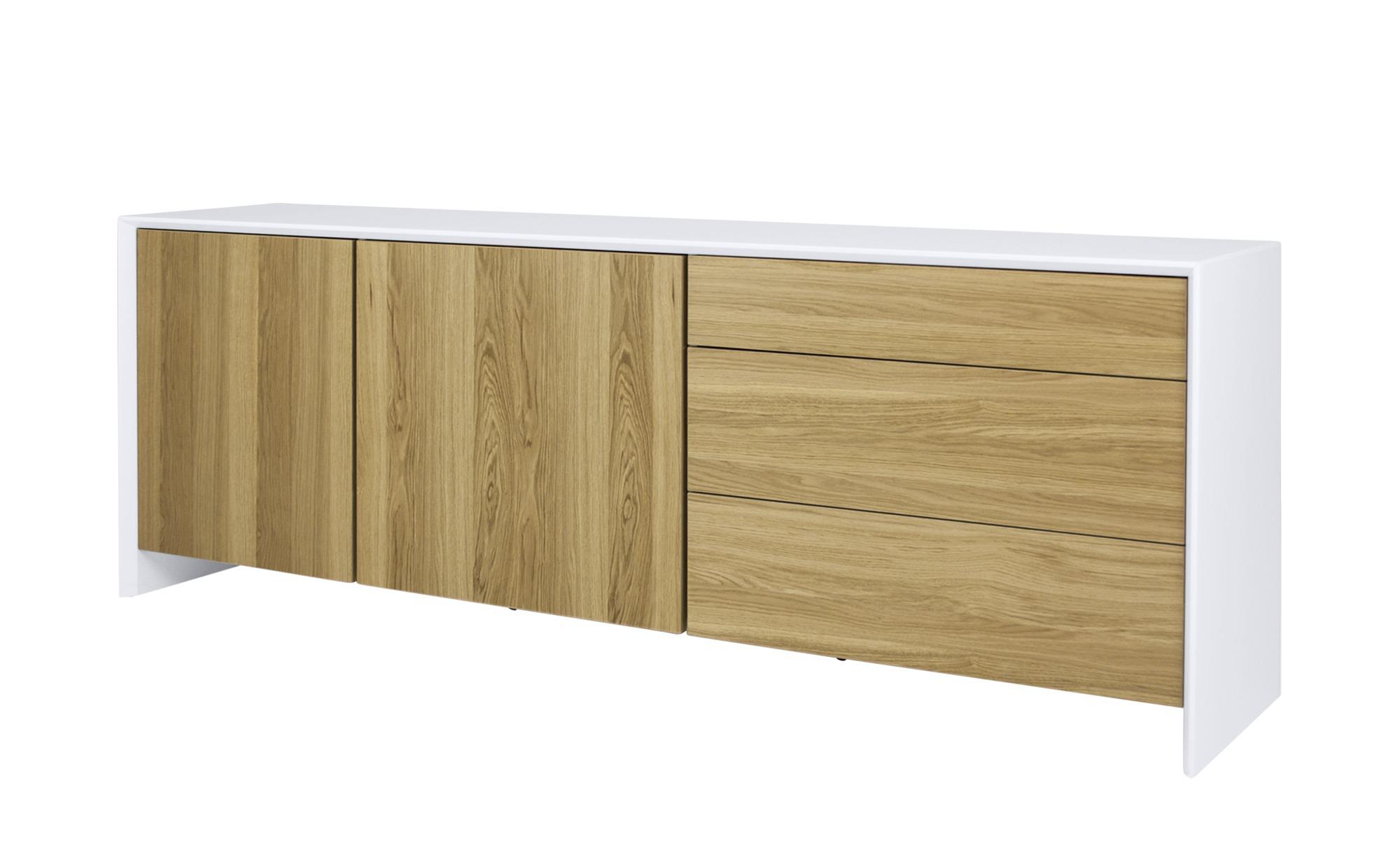 sideboard leif breite 220 cm h he 80 cm online kaufen bei woonio. Black Bedroom Furniture Sets. Home Design Ideas