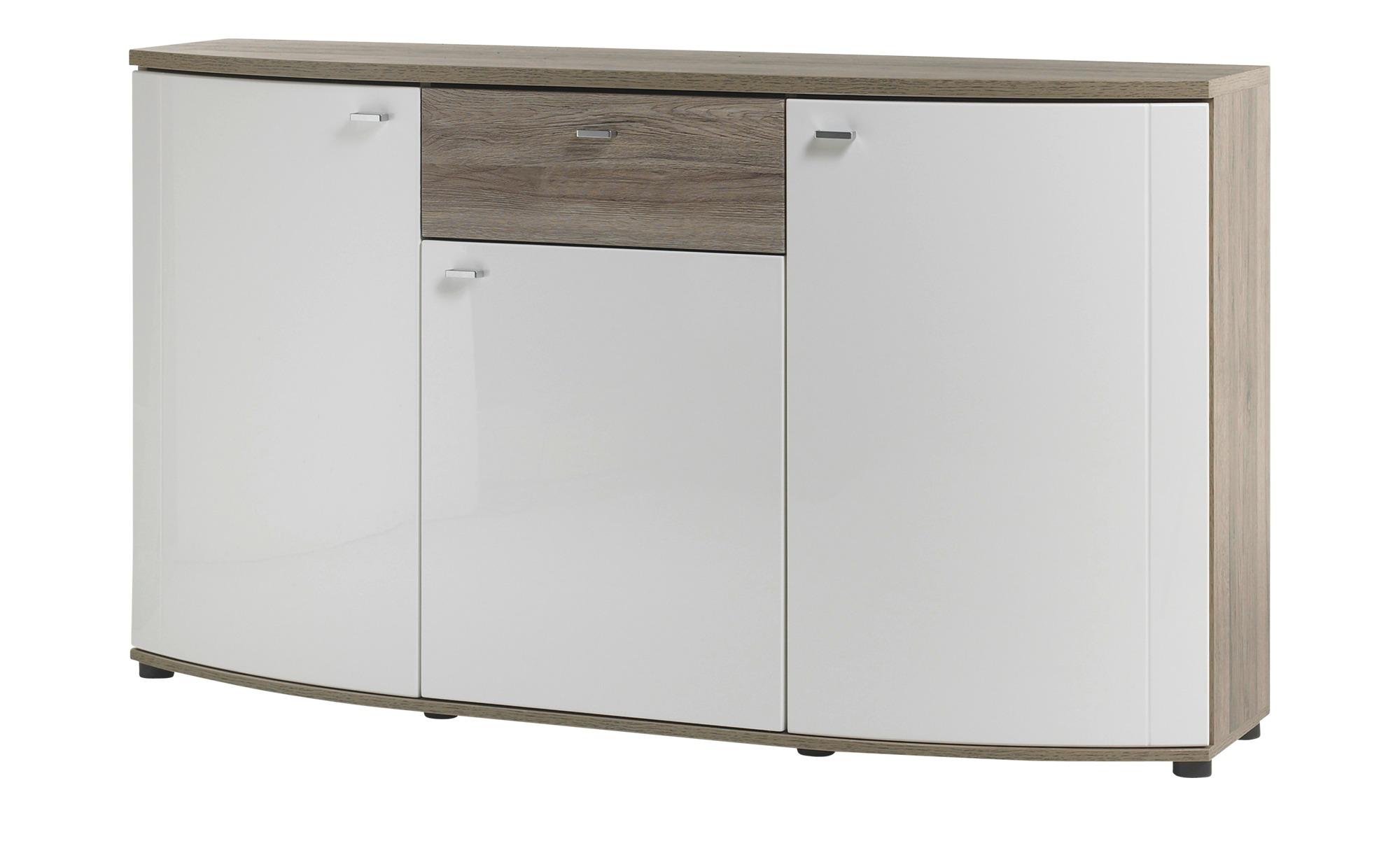 Sideboard Modena Breite: 160 Cm Höhe: 83 Cm Weiß Online